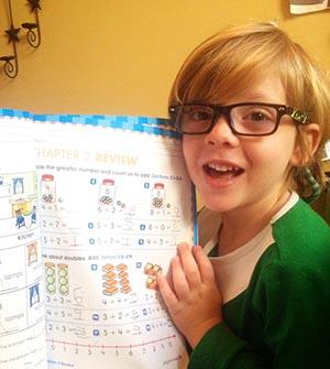 1st Grade Calvert - Homeschool Student
