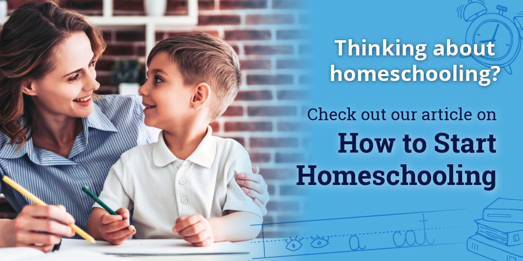 Thinking about homeschooling?  Check out our article on   How To StartHomeschooling   Learn more from Calvert
