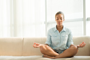 mindfulness to reduce homeschool stress