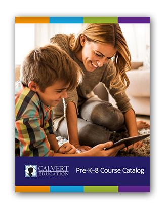 Calvert K-8 Homeschool Course Catalog