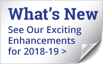 See what's new for 18/19