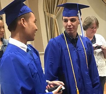 Congratulations To Our 2018 Calvert Academy High School Graduates