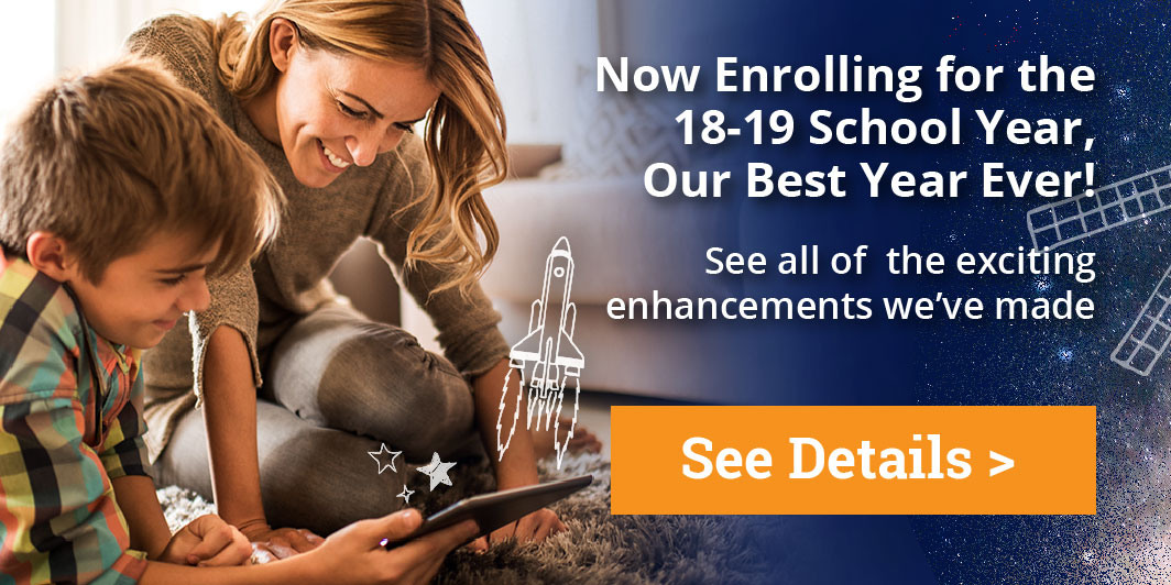 Now enrolling for Fall  Calvert has more waysto make homeschooling better than ever  Learn More