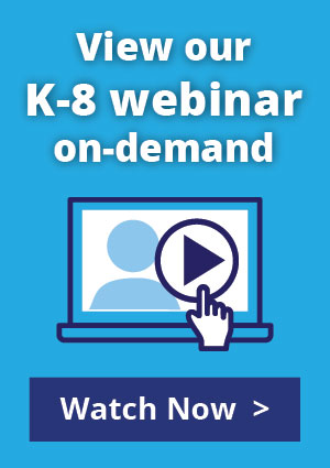 View the Free K-8 homeschool webinar