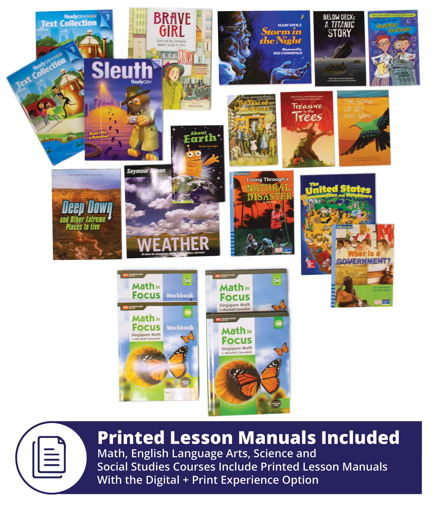 3rd Grade Curriculum – What S Included Calvert Education