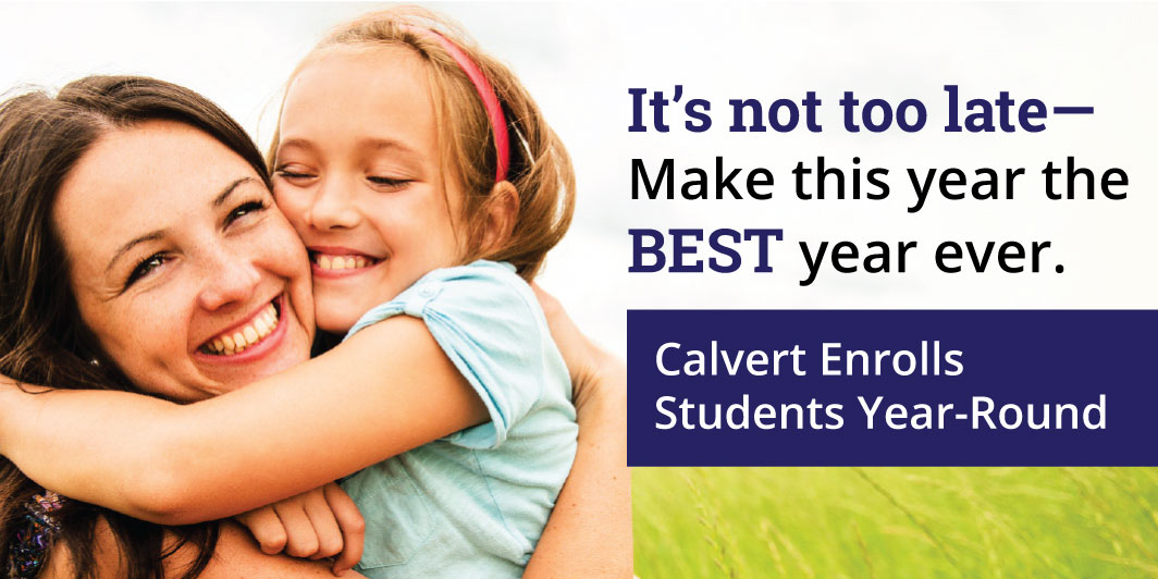 Enrollment is Open Year-Round.   It's not too late. Make this year the BEST year ever. Learn More