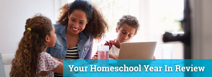 Your Homeschool Year In Review